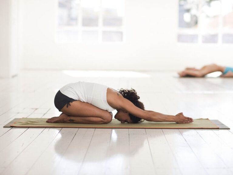 Breathing Techniques in Pilates