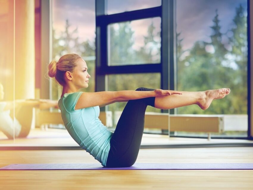 How Many Calories do You Burn in Pilates