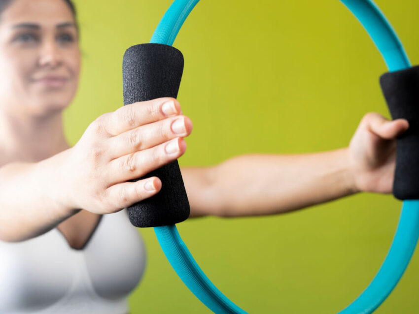 How to Use a Pilates Ring
