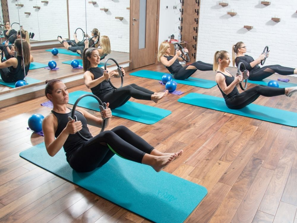 How Long Does it Take to See Results from Pilates - Group Sessions