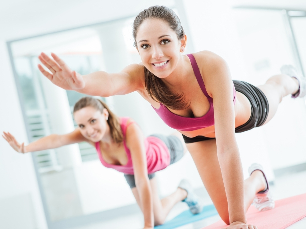 Does Pilates Make You Sweat - Workout