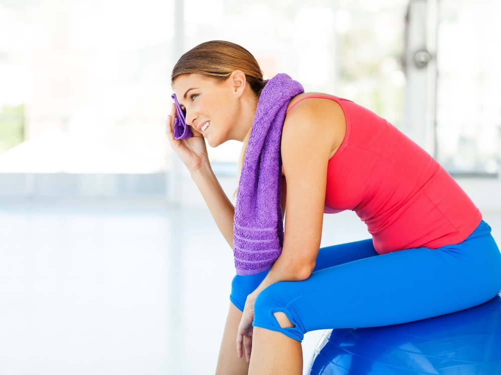 Does Pilates Make You Sweat