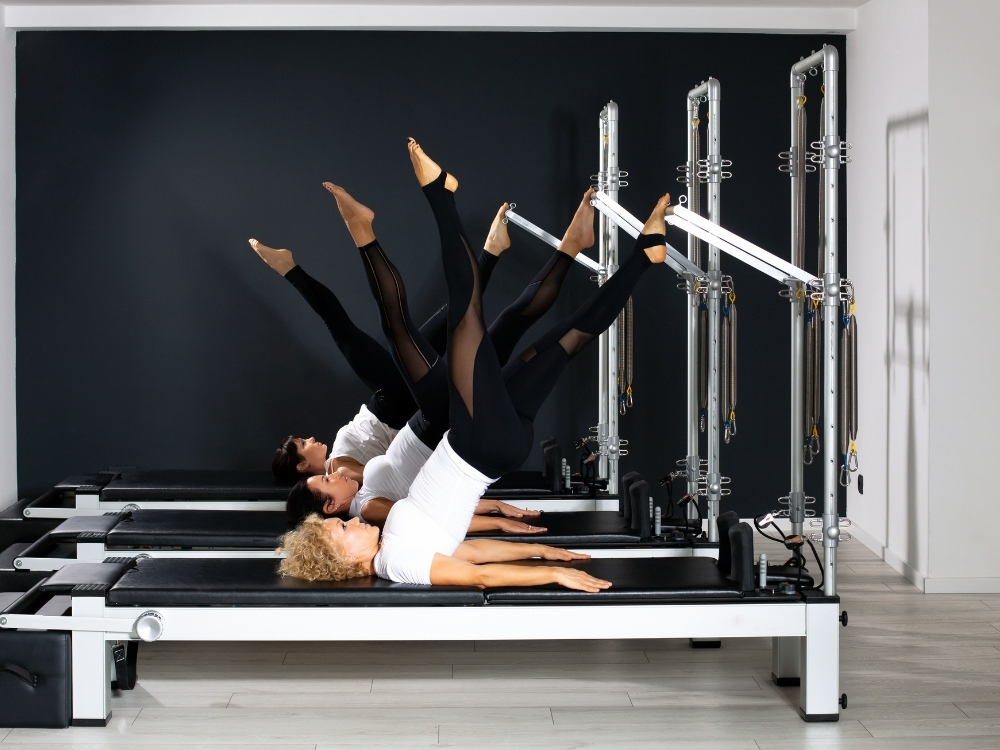 What is Tower Pilates - Leg Exercises